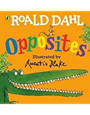 The Enormous Crocodile's Book Of Opposites: (Lift-the-Flap) (Dahl Picture Book)
