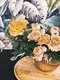 Rompecabezas De Madera Para Adultos, 1000 Piezas, Arreglo Hermosa Flor, Juego Art Deco Para El Hogar, Educativo