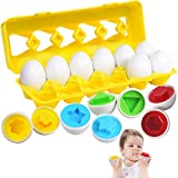 CPSYUB Toddler Toys, 18 Month Toys, Easter Eggs Gifts...