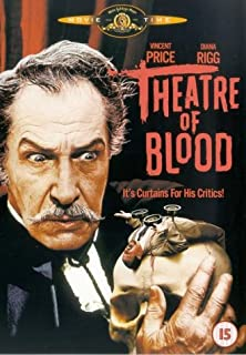 Theatre Of Blood DVD (B00006JY23) | Amazon price tracker / tracking, Amazon price history charts, Amazon price watches, Amazon price drop alerts