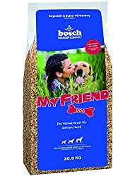bosch My Friend croquettes | Dog food for adult dogs of all breeds 20 kg