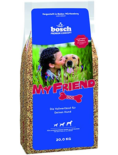 bosch My Friend Croquetas | Comida seca completa para perros adultos de todas las razas