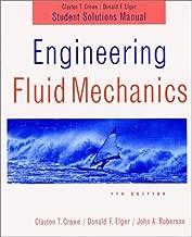 Best engineering fluid mechanics student solutions manual Reviews
