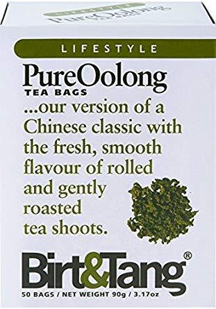 Birt and Tang Pure Oolong Tea, 1x50 Bags