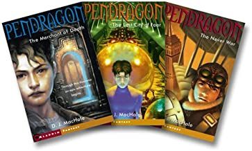 The Pendragon Series (The Merchant of Death, The Lost City of Faar, The Never War and The Pendragon Journal)