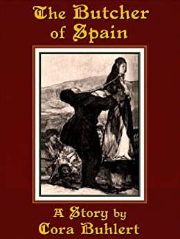The Butcher of Spain by [Cora Buhlert]