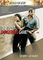 Most Dangerous Game [DVD] [Import]