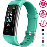 Best Pedometers - Vabogu Fitness Tracker HR, with Blood Pressure Heart Review