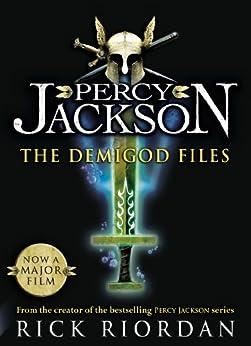 Percy Jackson: The Demigod Files by [Rick Riordan]