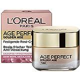 L'Oréal Paris Age Perfect Golden Age Feuchtigkeitspflege mit Pfingstrosenextrakt, für rosig-frischen Teint, Anti-Aging Gesichtscreme für reife Haut, 50ml