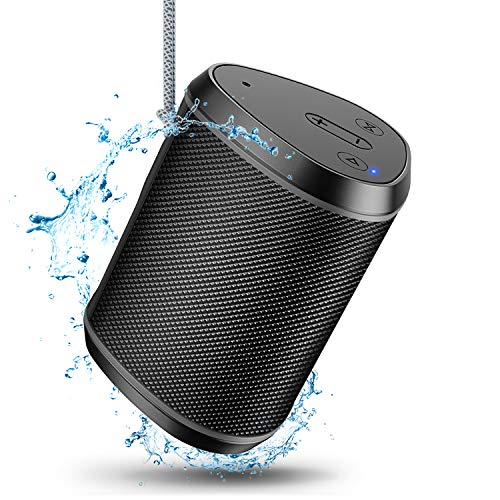 Best Buy! Comsoon Portable Bluetooth Speakers, Wireless Mini Speaker with Stereo Sound Effect, Rich ...