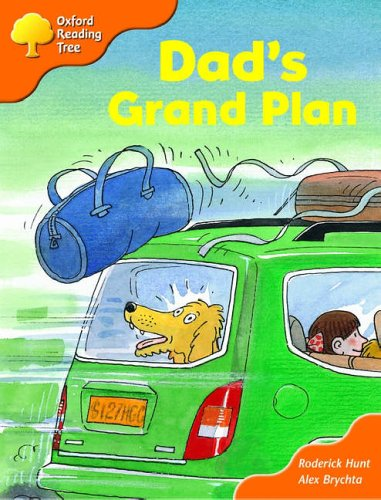 Oxford Reading Tree: Stages 6-7: More Storybooks: Dad's Grand Planの詳細を見る