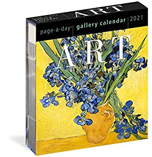 Art Page-A-Day Gallery Calendar 2021 (1523508884) | Amazon price tracker / tracking, Amazon price history charts, Amazon price watches, Amazon price drop alerts