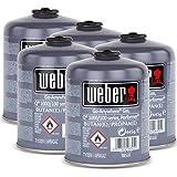 Weber Cartuccia Gas formato piccolo (445 gr) - da 5 pz