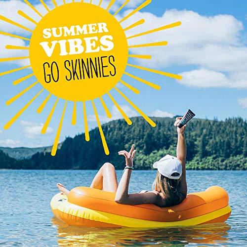 Skinnies SunGel Sun Cream, 35ml, SPF30, Broad Spectrum, Water Resistant