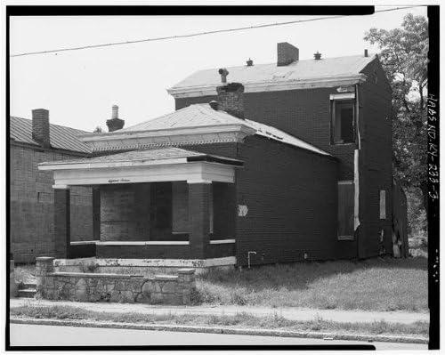 HistoricalFindings Photo 1816 W Muhammad Ali BLVD House Louisville Jefferson County Kentucky product image