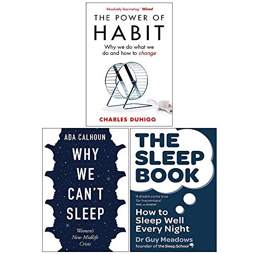 The Power of Habit, Why We Can