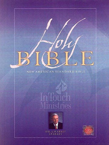 Compare Textbook Prices for New American Standard Bible In Touch Ministries Wide Margin  ISBN 9781581350739 by Foundation, The Lockman