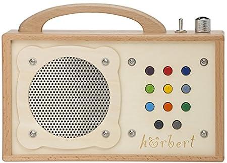 hörbert MP3-Player für Kinder