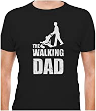 The Walking Dad - Gift Idea for Father - Funny Men's T-Shirt