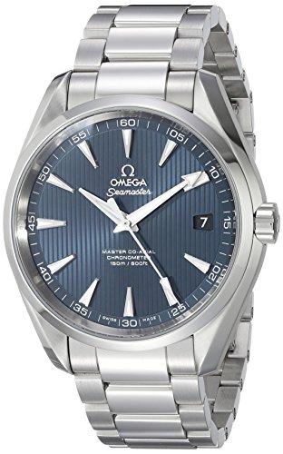 Omega Seamaster Aqua Terra 150 M - Reloj (Reloj de Pulsera, Masculino, Acero, Luz metálico, Acero, Luz metálico)