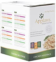 High meat content, rich in natural taurine, promotes the development of lean muscle tissue. Additive and preservative free complementary cat food with no added sugar, promoting a healthy weight. Natural source of taurine essential for eye health and ...