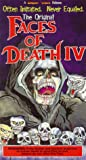 Faces of Death 4 [VHS]