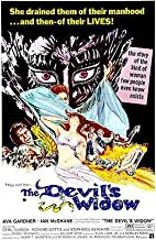 The Devil's Widow - 1970 - Movie Poster Magnet