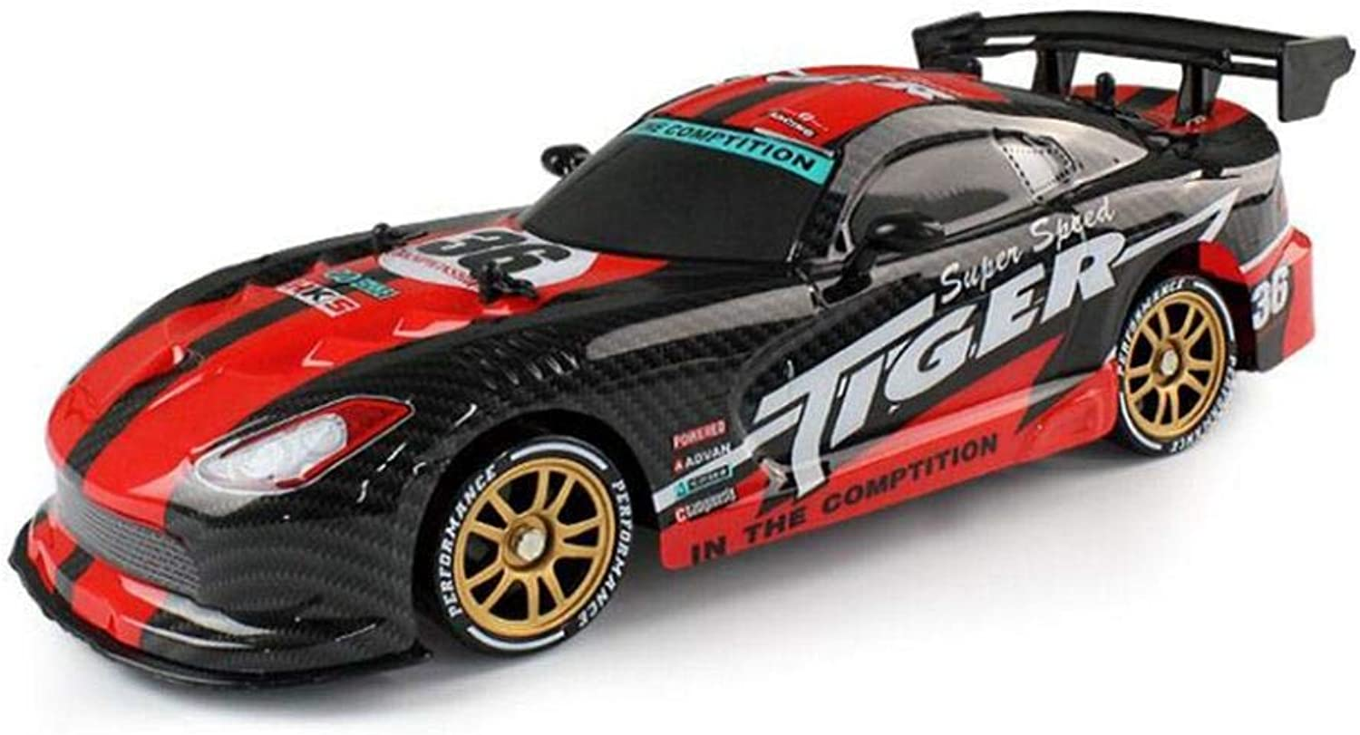Generic 2.4GHZ Remote Control Drift Racing Super High Speed Off Road Stunt Car Electronic Radio Remote Control Car Kids Toys 1