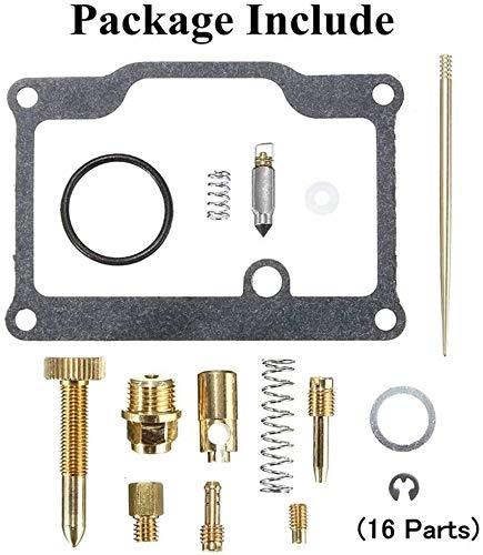 FHSF Reemplazar el carburador del Motor Parte Universal for Xplorer 400 1997-2002 Motocicleta carburador carburador Kit de reconstrucción Profesional de reparación de Carb Kit carburador 1012