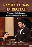 Ramon Vargas in Recital at Wigmore Hall by Ramon Vargas