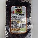 Bioprasad - Alga Nori Copos Bio 20 Gramos - Sin Gluten Sin Lactosa - Procedente De Agricultura Ecológica