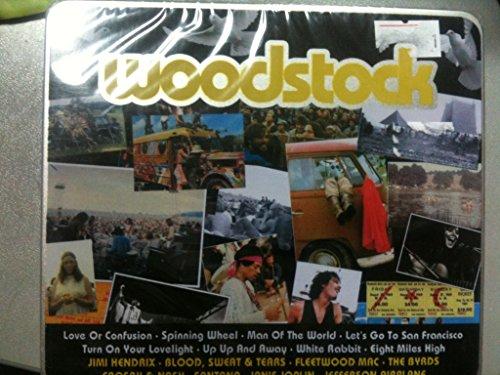 Woodstock Tin Box