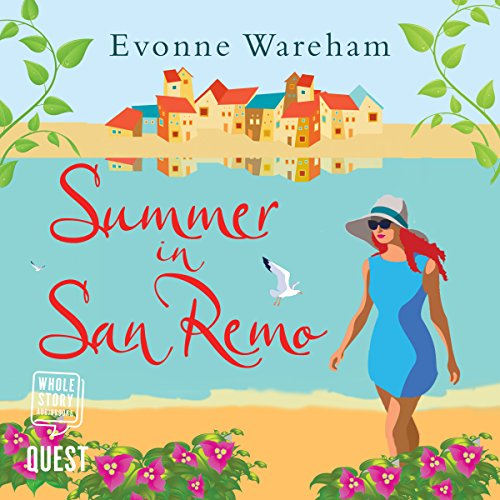 Summer in San Remo audiobook cover art