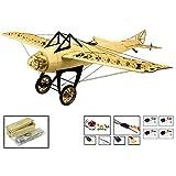 Greatangle EP DM Balsa Bois Avion De Formation 1.0 M Envergure Biplane RC Avion Avion Modèle Jouets DIY KIT/PNP pour Enfant