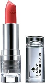 Lakme Enrich Satins Lip Color, Shade P147, 4.3 gm