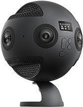 Insta360 PRO 8K 360 Spherical VR Camera, Professional 360 Camera, Black