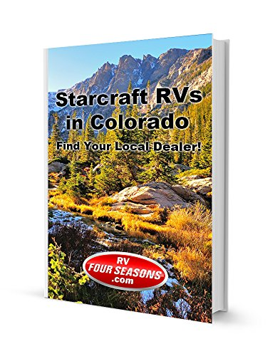 Starcraft RVs in Colorado: Find Your Local Dealer! (English Edition)