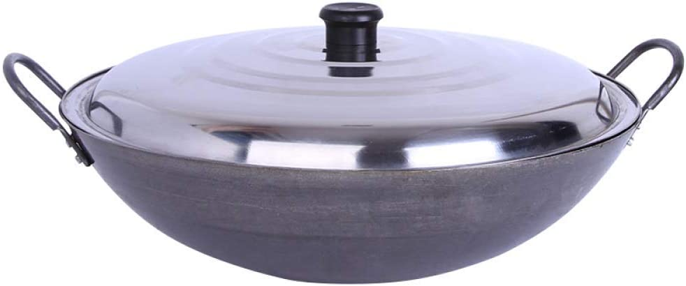 Stir-fried Wok Cast Iron Frying Jacksonville Mall Hand-Made Product - Pan Traditional