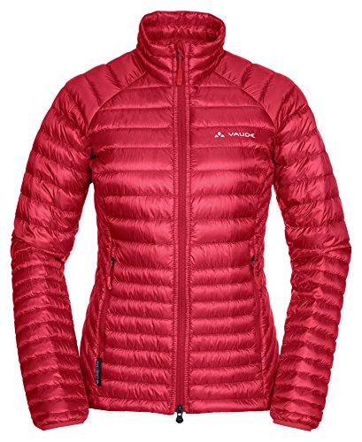 Vaude Damen Jacke Kabru Light Jacket II, indian red, 40