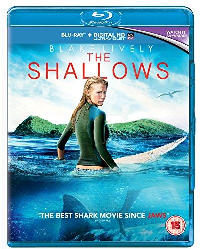 The Shallows [Blu-ray] [UK Import]