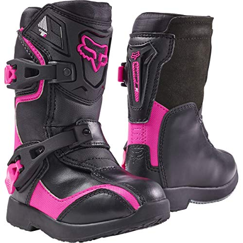 Fox Racing Kid's Pee Wee Comp 5K Boots 05014-285-12