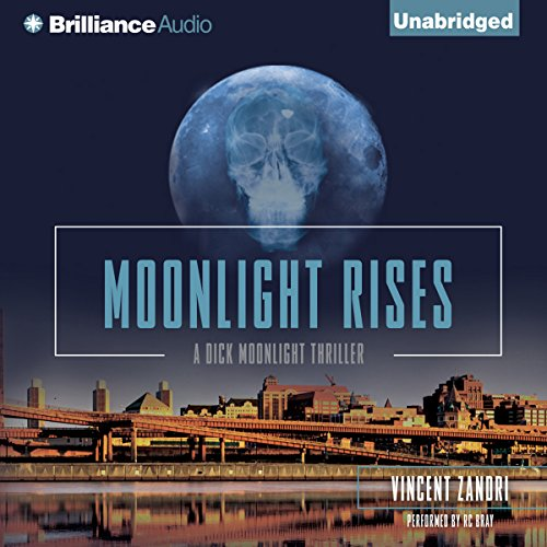 Moonlight Rises audiobook cover art