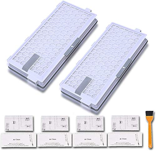 Poweka SF-HA 50 Hepa Airclean Filtres pour série S8000 S6000 S5000 S4000 Complete C2 C3 Compact C1 C2 S8340 S6240 S5211