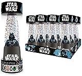 Star Wars- Lampara Glitter, Unica (Kids Euroswan SW92300)