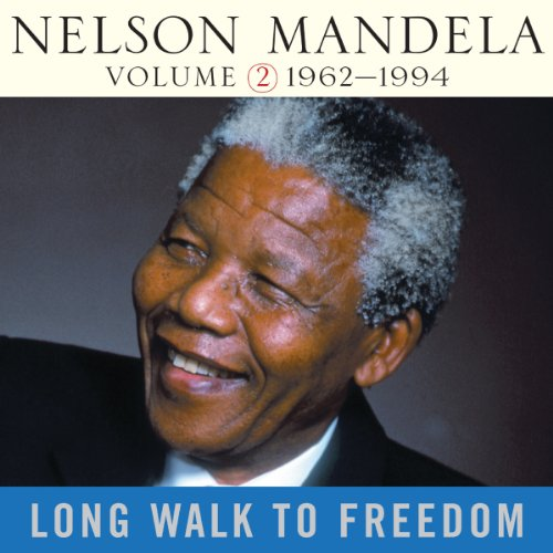 Long Walk to Freedom, Vol. 2 audiobook cover art