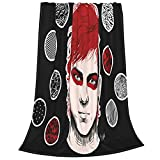 Boyeashion Birthday 21 Blurryface Pilots Tapestries Table Cloth Tapestried Lightweight Tapestrying Personality Game Tapestries 80'X60'