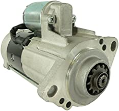 DB Electrical SMT0226 Ford Tractor Perkins Engine Starter for 1910 3 Cylinder Diesel Compact 97 98/2120 Series 4-139 Shibaura M8T70071 M2T63371 SBA18508-6560