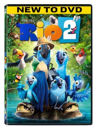 Rio 2 [Edizione: Stati Uniti] [USA] [DVD]