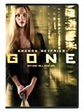 Amanda Seyfried Gone DVD